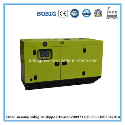 270kw Soundproof Type Sdec Brand Diesel Generator with ATS