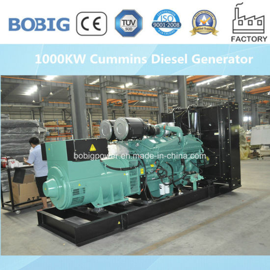 200kw to 1000kw Power Generator by CCEC Cummins engine