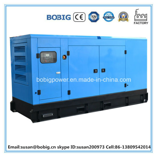 Factory Direct Diesel Generators with Chinese Kangwo Brand (150kVA)