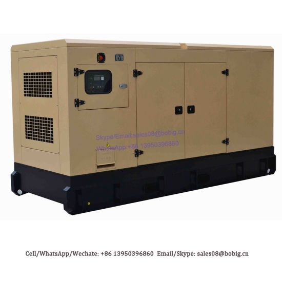 Good Price Sell Home Office Silent Diesel Generator Set