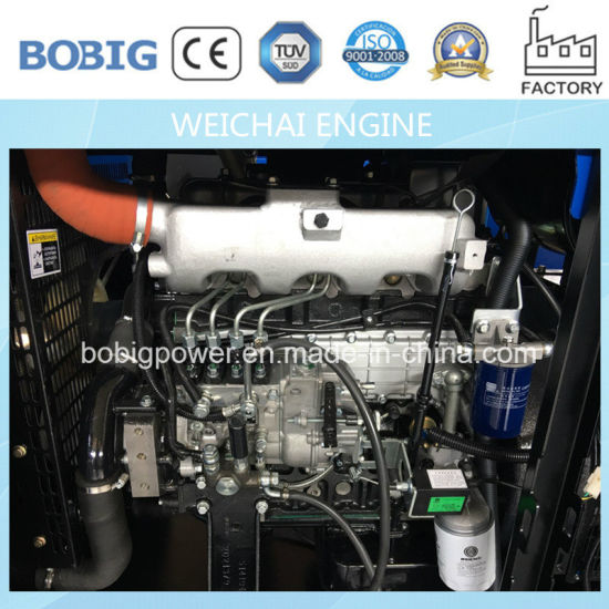 15kw-50kw Silent Diesel Generator Powered by Weichai Engine