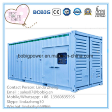 Containerized Power Plant 400kw/500kVA Diesel Generator Set