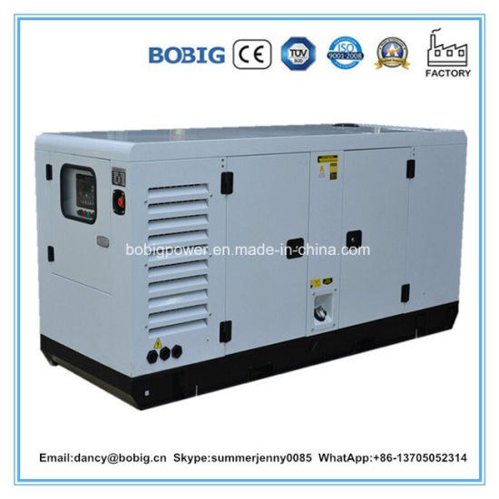 Factory Directly 80kw Lovol Generator Diesel for Sales