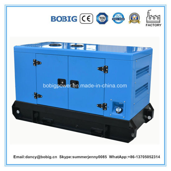 200kw 250kVA Generator Diesel Water Cooling with Ricardo Engine