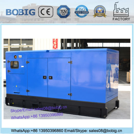 AC Single Three Phase Output OEM Big Power Diesel Engine Genedor From Generator Manufacturer