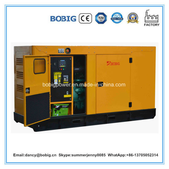 Factory Directly 50kw Silent Generator with Weifang Ricardo Engine