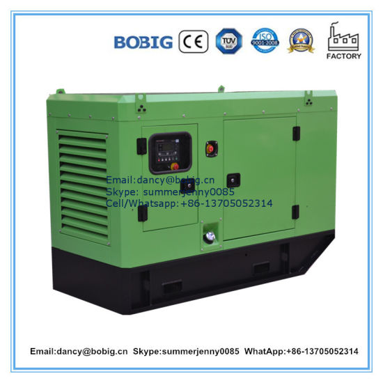 30kVA to 250kVA Cummins Genset with Global Warranty