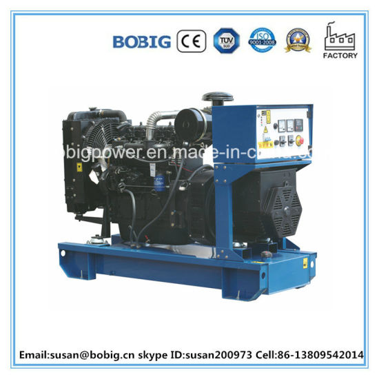 15kVA Diesel Generator Powered by Chinese Ricardo Engine