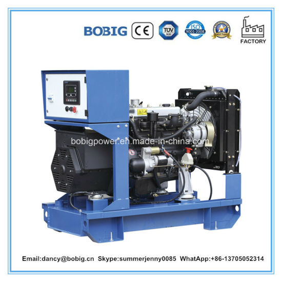 8kw 10kVA Diesel Generator Portable with Weifang Ricardo Engine