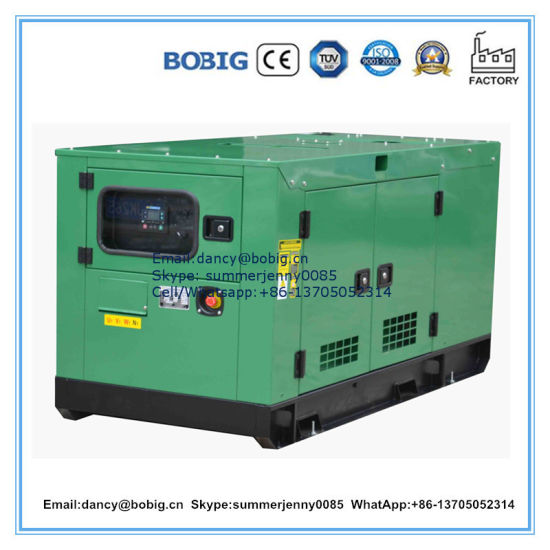 Manufacture Sell 40kw Genset with Cummins Dcec Engine