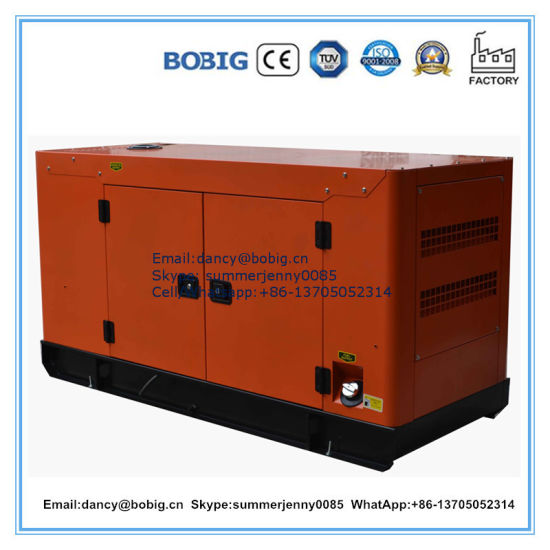 Cheap Price 50kw Electric Generator with Weifang Engine
