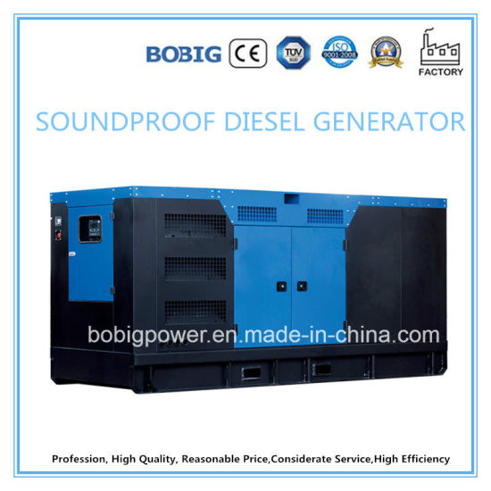 25kVA Diesel Generator Powered by Chinese Yangdong Engine
