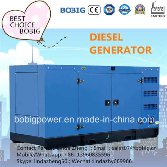 Power Diesel Generator with China Kangwo Engine 132kw to 620kw