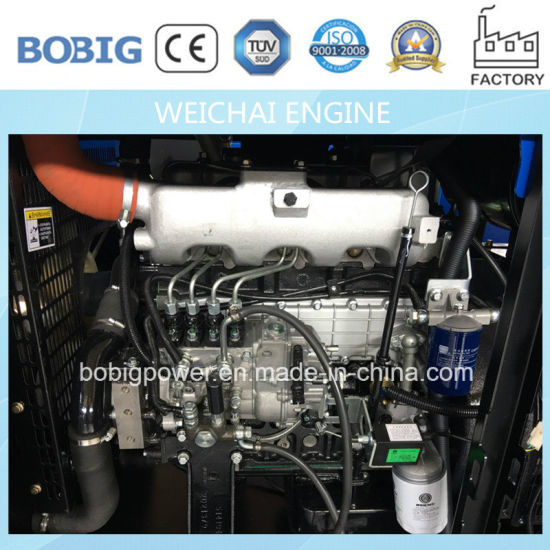 18kw Open Diesel Generator Powered by Chinese Weichai Engine