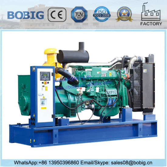 Gensets Price Factory 24kw 30kVA Electric Yuchai Diesel Engine Generator for Sales