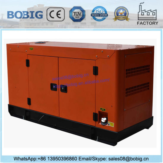 38kVA 30kw Brushless Brands Weichai Diesel Generator Set From Power Factory