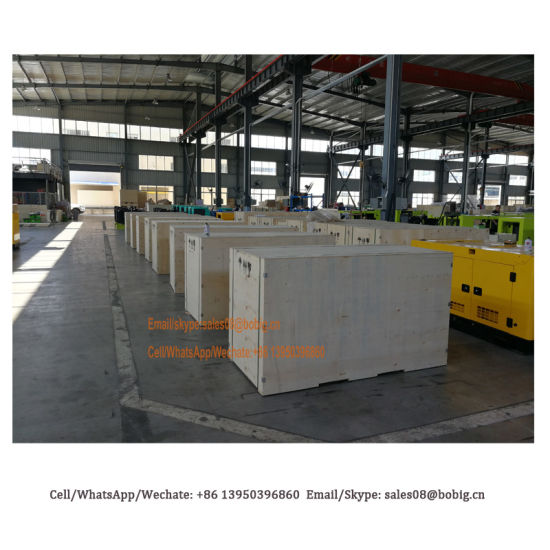 50Hz 60Hz 220V 230V 240V 380V 400V Open Type Canopy Soundproof Diesel Generator Price