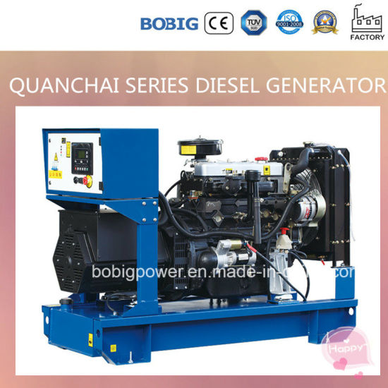 20kw Silent Diesel Generator Powered by Quanchai Engine
