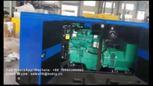 Gensets Manufacturer Supply Weifang, Ricardo, Yangdong, Cummins, Deutz, Perkins Diesel Generator Set