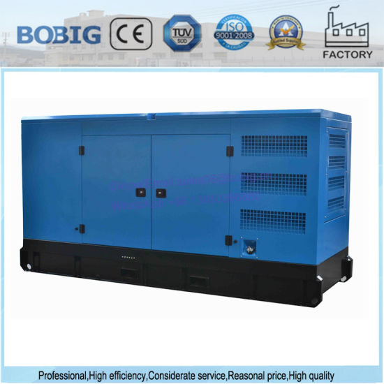 Gensets Price Factory 200kw 250kVA Open Frame Silent Canopy Cummins Diesel Generator