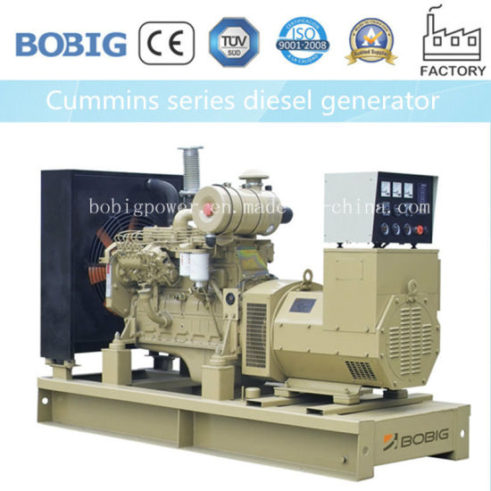 25kVA-250kVA Silent Diesel Generator Set Powered by Cummins Engine with Trailer